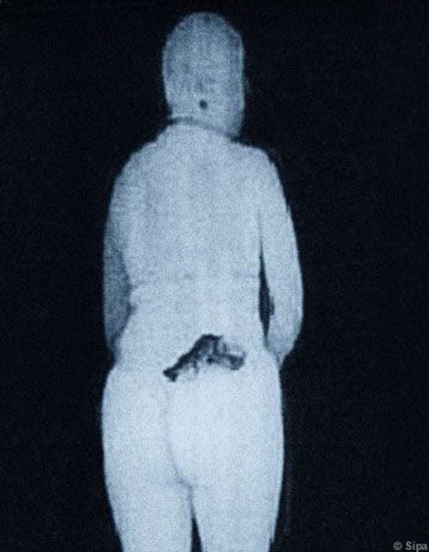 Le scanner corporel débarque à l'aéroport de Roissy