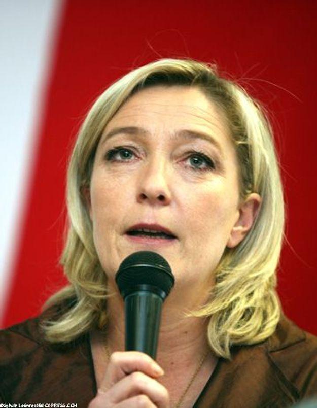 Le sondage sur Marine Le Pen va être refait