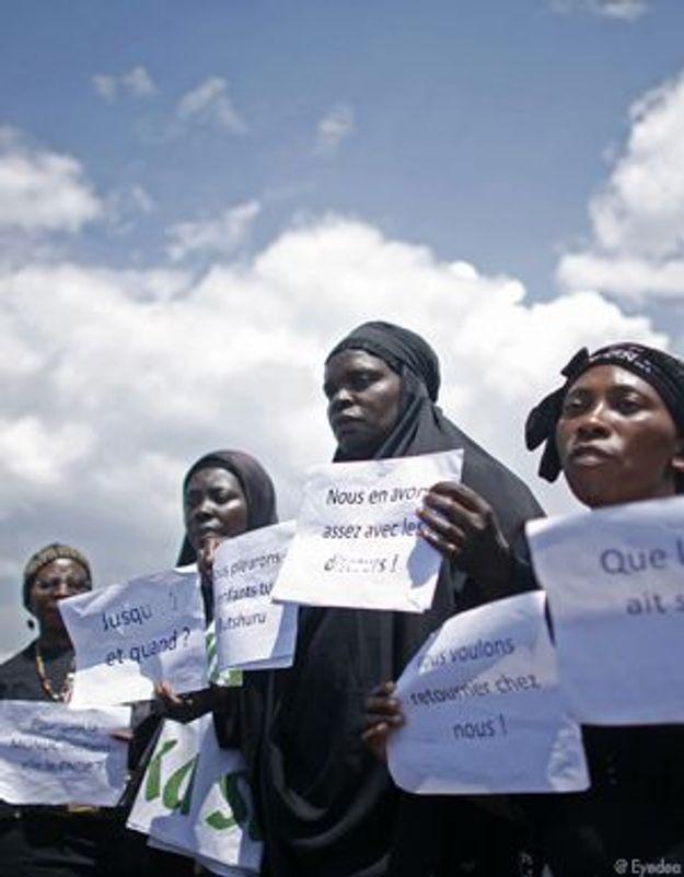 Le viol, une arme de guerre au Congo