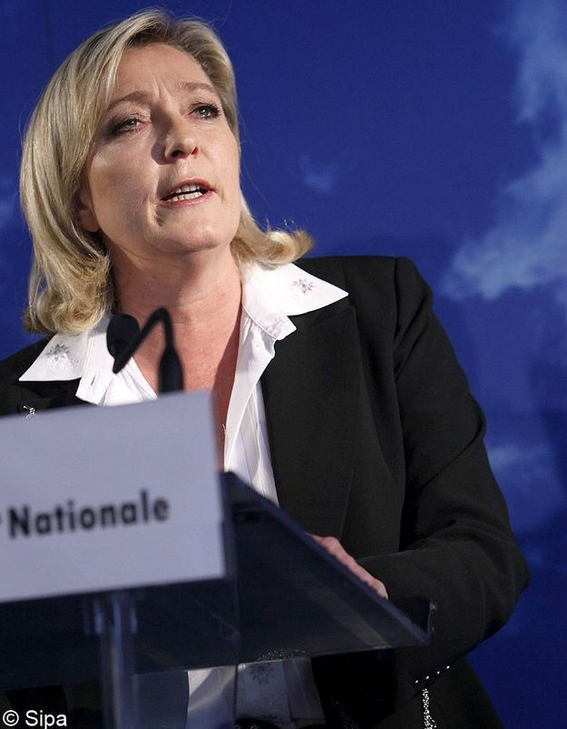 Législatives : Marine Le Pen lance publiquement sa campagne