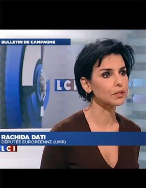 Législatives : Rachida Dati s'en prend à François Fillon