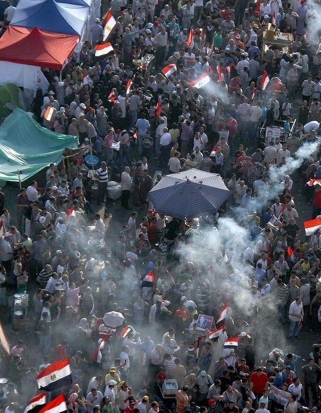 Les cas d'agressions sexuelles se multiplient place Tahrir