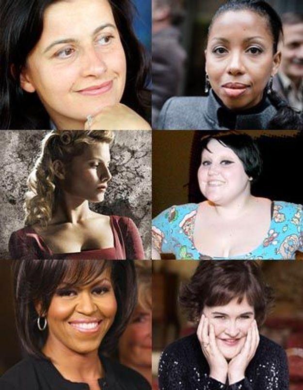 Les femmes qui ont marqué 2009 : vous avez voté pour…