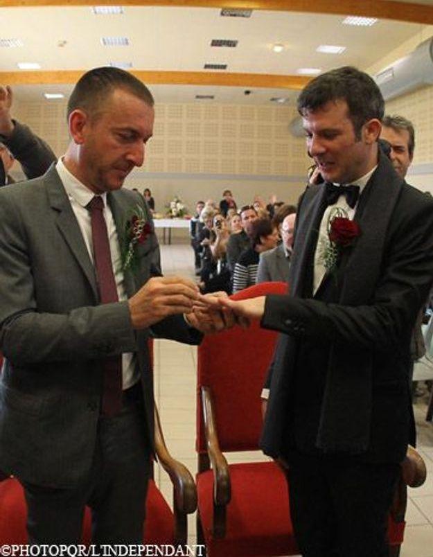 Les Français en grande majorité favorables au mariage gay