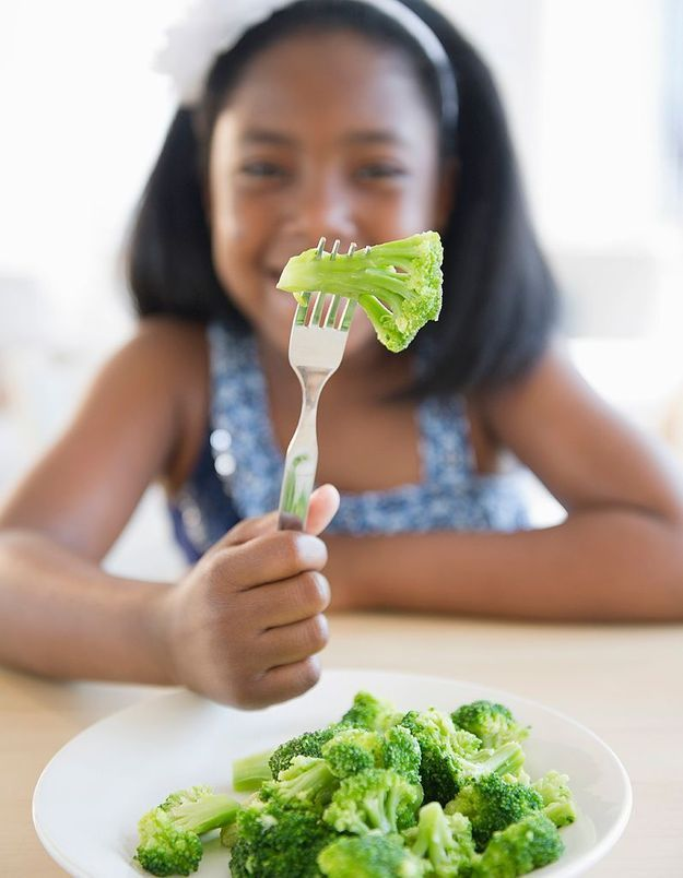 Les fruits et légumes : un vrai casse-tête pour les enfants