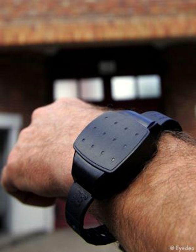 Les maris violents contrôlés grâce au bracelet électronique