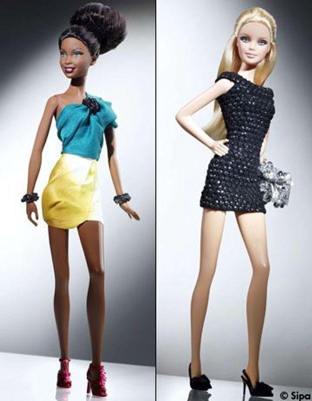 """Les poupées """"noires"""" moins chères que les blanches"""