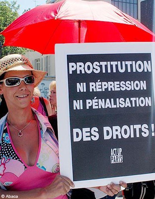 Les prostituées disent non à la pénalisation du client