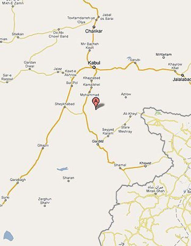 Les talibans tuent un directeur d'école de filles