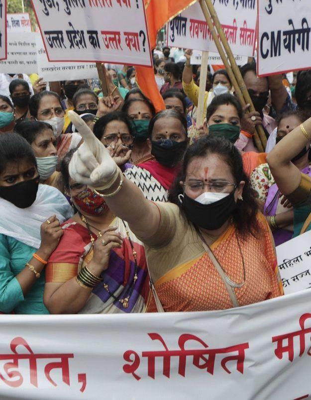 Les viols collectifs de jeunes femmes dalits révulsent l'Inde