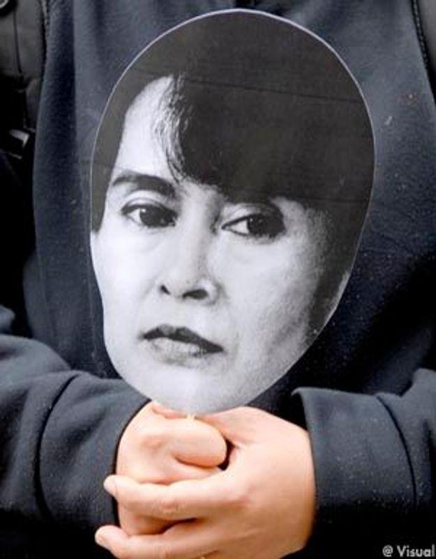 Libération d'Aung San Suu Kyi : les stars se mobilisent