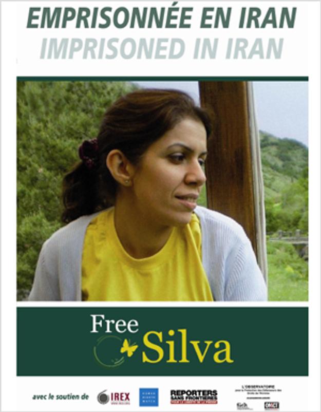 Libérée, Roxana Saberi n'oublie pas son ex co-détenue