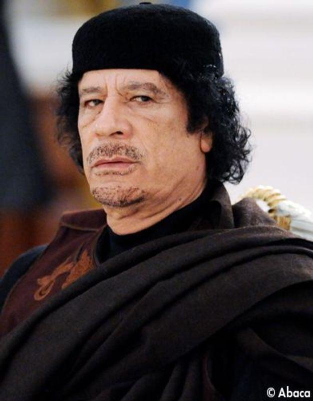 Libye : décès de Mouammar Kadhafi confirmé