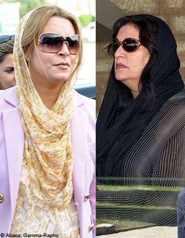 Libye : la femme et la fille de Kadhafi auraient fui en Tunisie