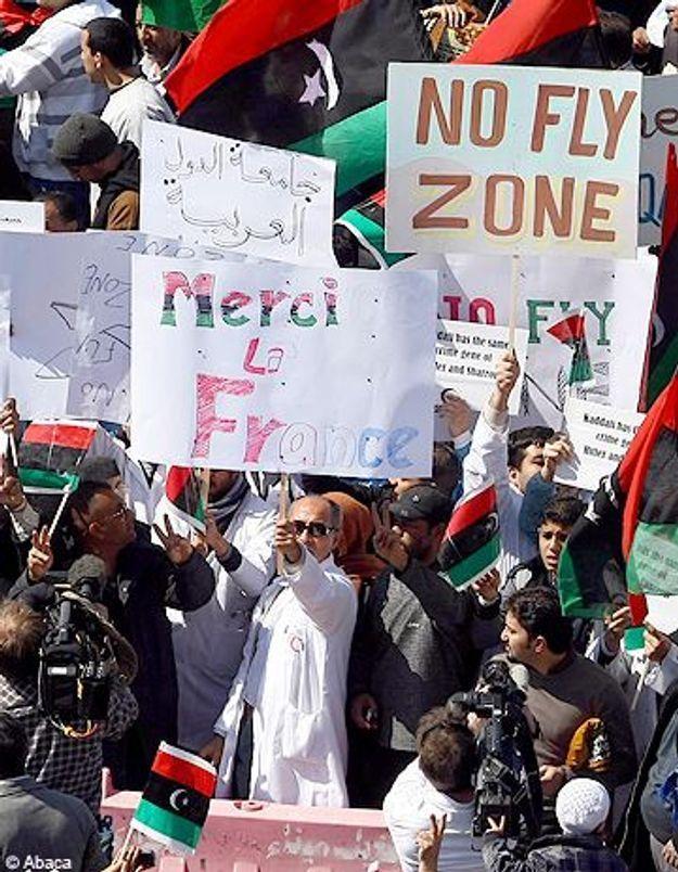 Libye : les politiques unanimes sur l'intervention française