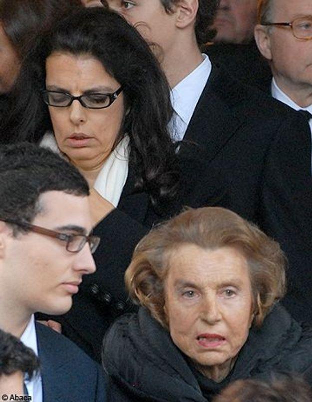 Liliane Bettencourt et sa fille se réconcilient