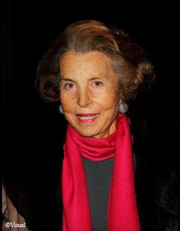 Liliane Bettencourt menace de quitter la France