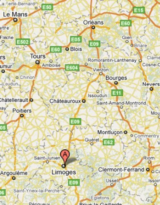 Limoges : un enfant kidnappé par un pédophile récidiviste