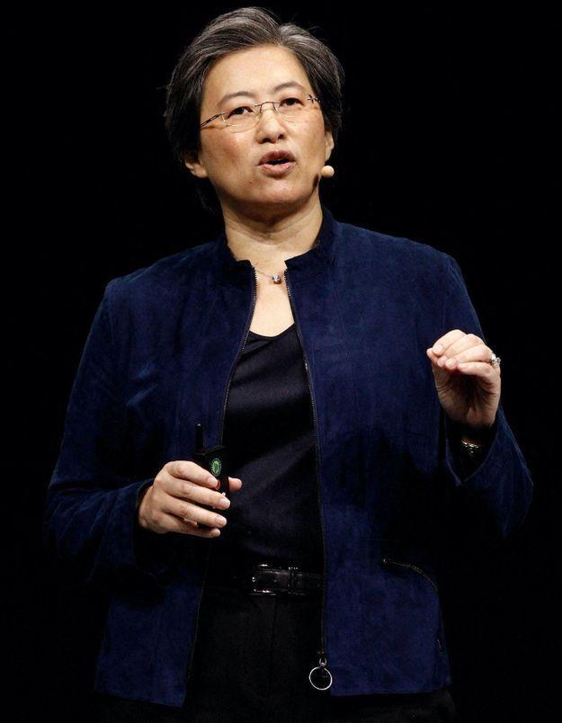 Lisa Su : le PDG le mieux payé au monde est une femme