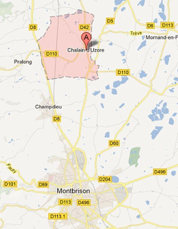 Loire : trois morts dans un drame passionnel