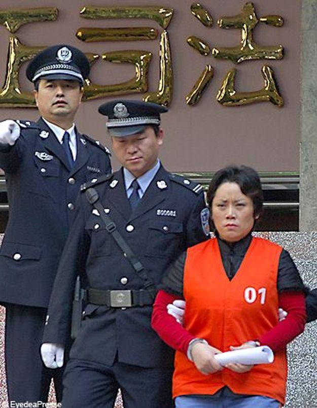 Luxure, corruption et vénalité : une Chinoise de 46 condamnée