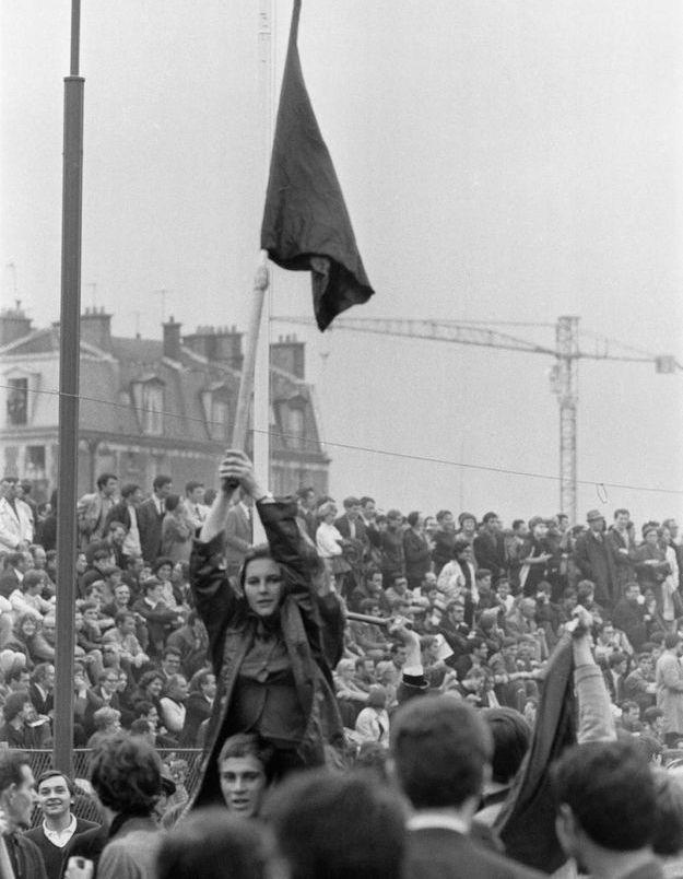 Mai 68 : où étaient les femmes ?