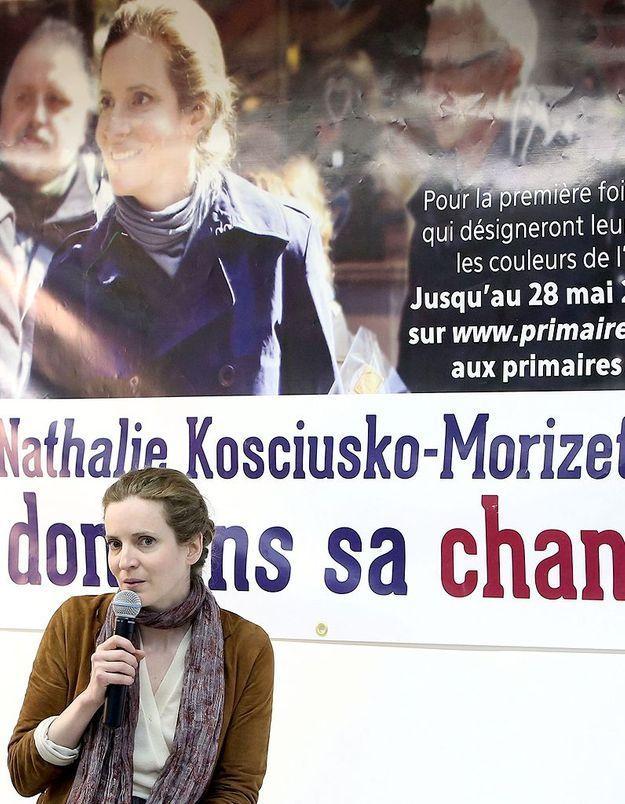 Mairie de Paris : NKM, favorite pour la primaire UMP