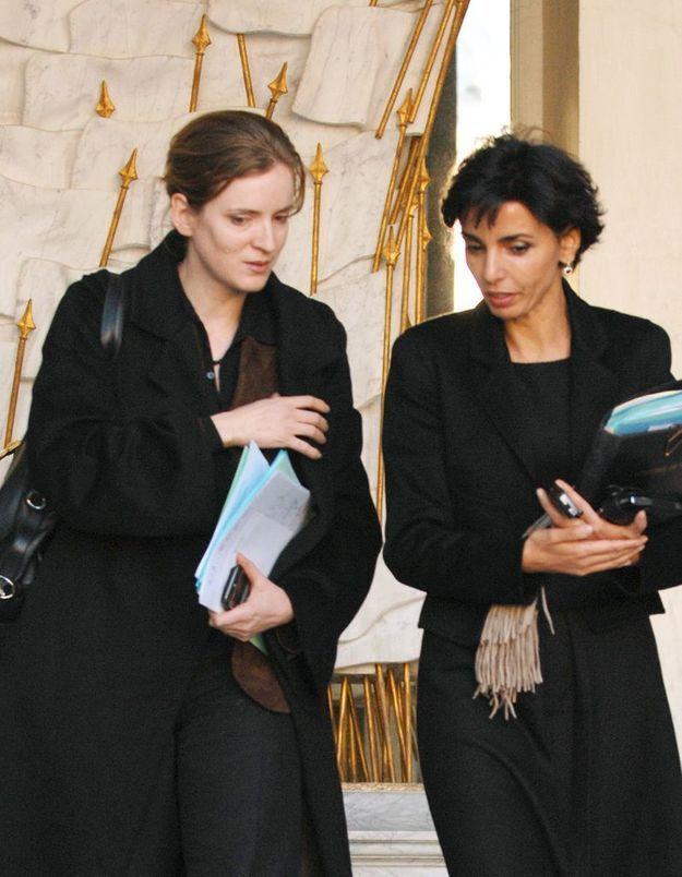 Mairie de Paris : Rachida Dati veut se distinguer de NKM
