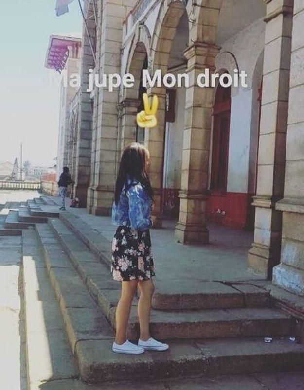 #MaJupeMonDroit : des femmes se mobilisent pour pouvoir porter des mini-jupes