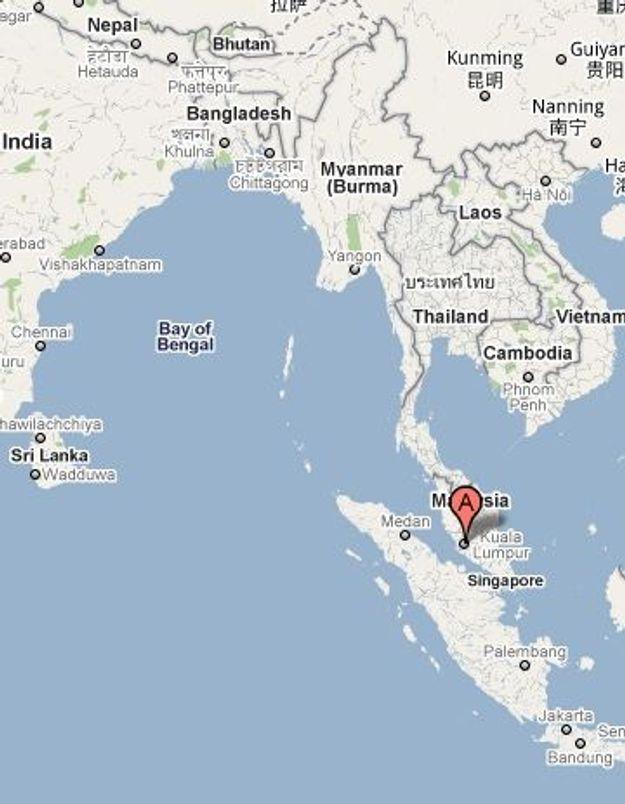 Malaisie : à 14 ans, elle épouse un enseignant