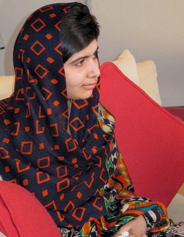 Malala prend la parole pour la première fois dans une vidéo