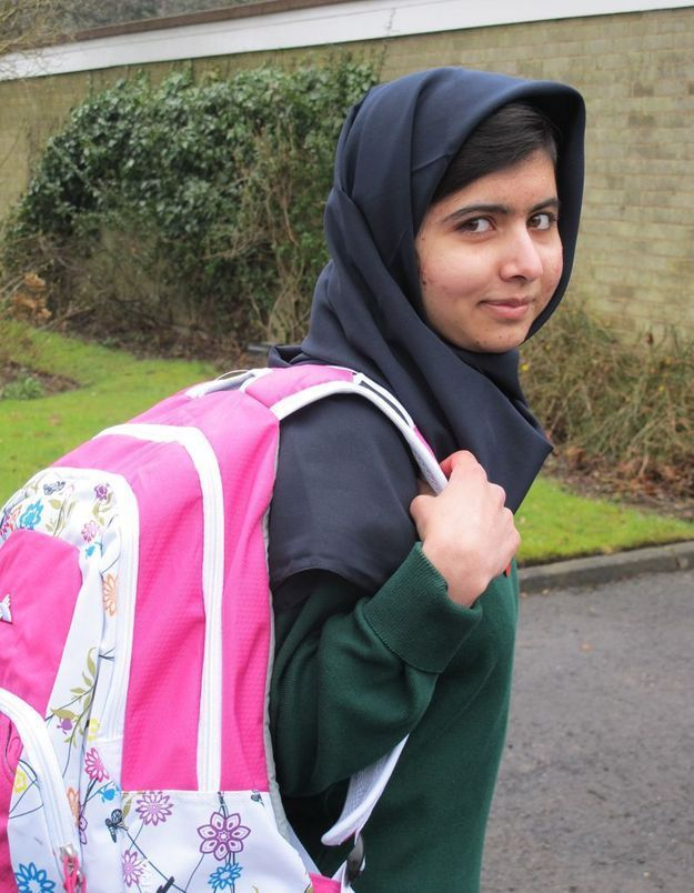 Malala : sa fête d'anniversaire à New York