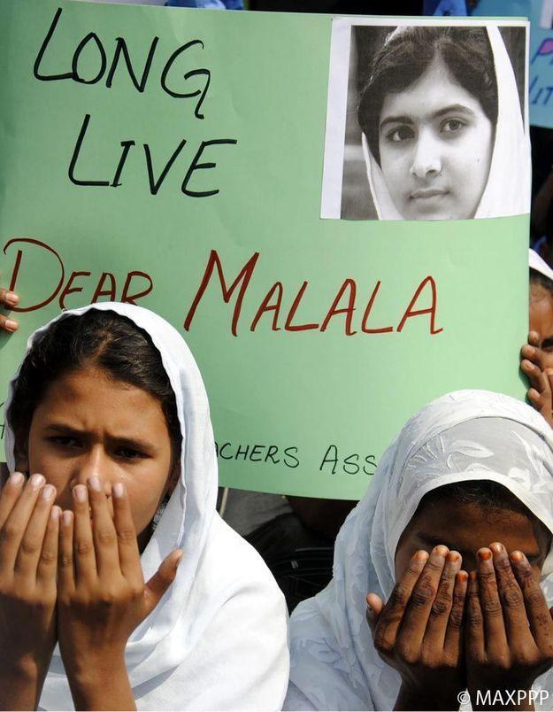 Malala : son agresseur avait été arrêté en 2009
