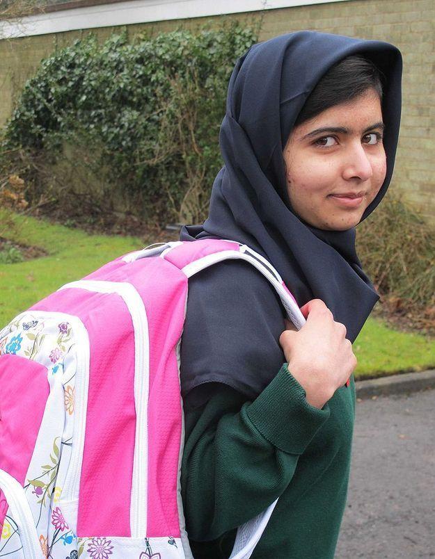 Malala va raconter son histoire dans un livre