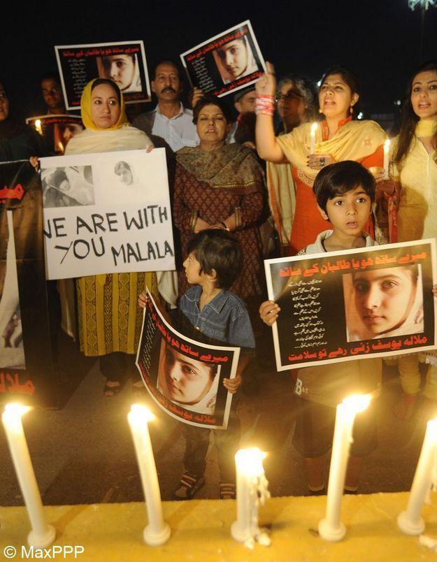 Malala Yousafzai : des suspects arrêtés