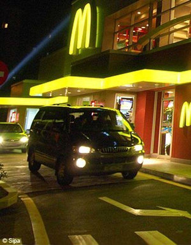 Mans : une fillette disparaît sur un parking de fast-food