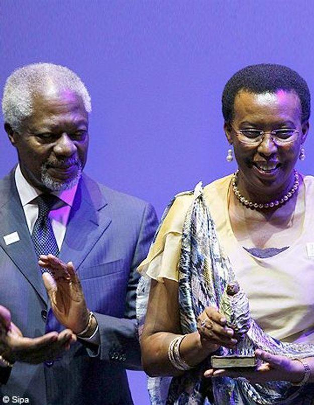 Marguerite Barankitse et Louise Arbour honorées par la Fondation Chirac