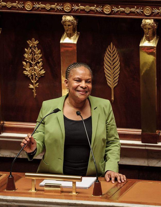 Mariage gay : Christiane Taubira a passé son grand oral