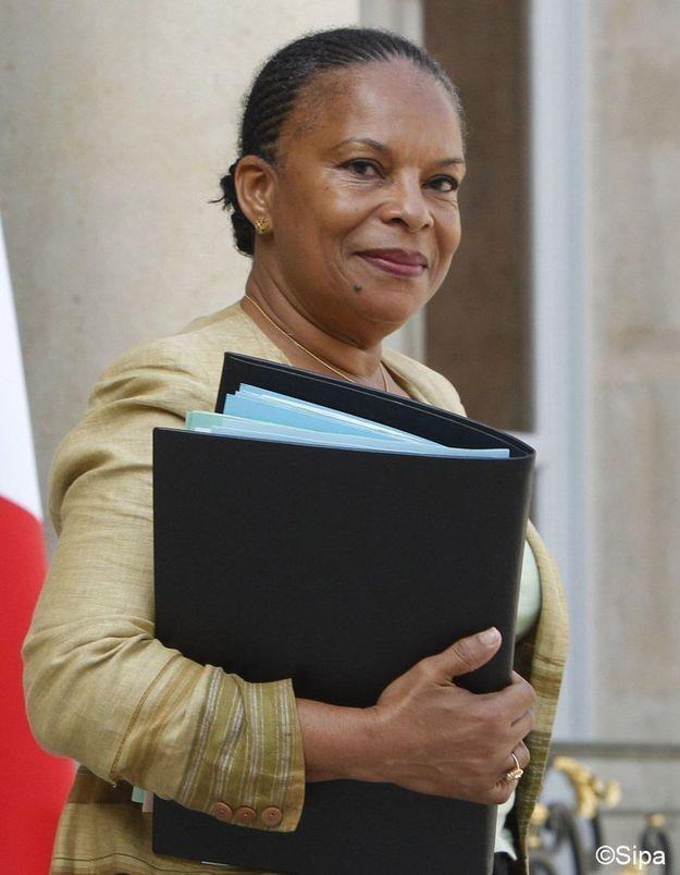 Mariage gay : Christiane Taubira dévoile les pistes du projet