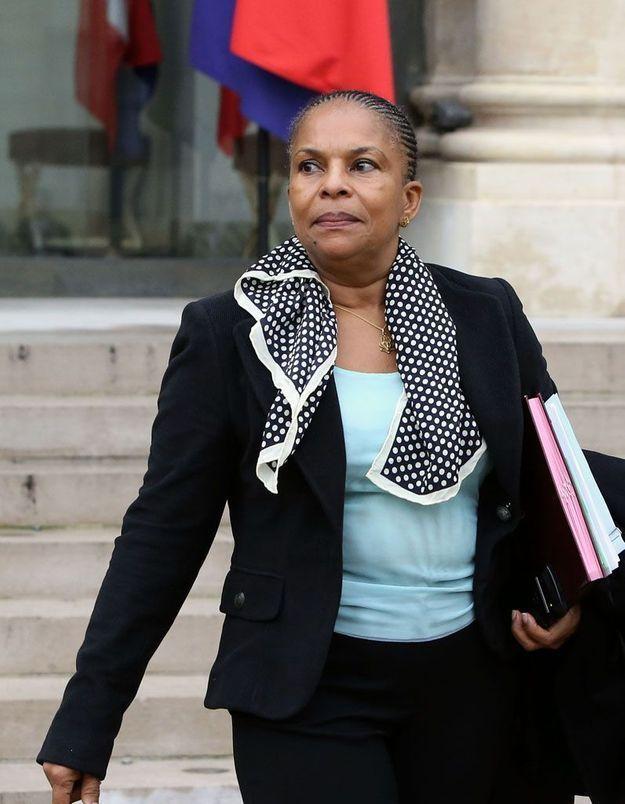 Mariage gay : Christiane Taubira exclut le référendum