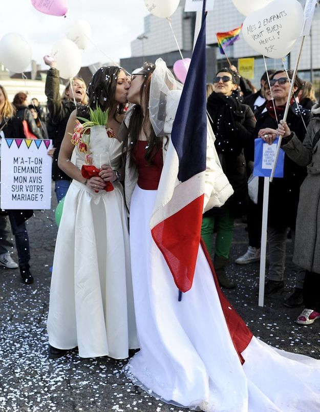 Mariage gay : le Parlement a dit «oui»