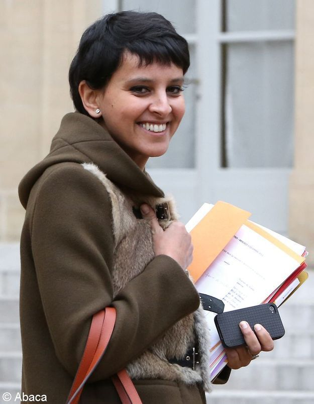 Mariage gay : Najat Vallaud-Belkacem dénonce les « fantasmes »