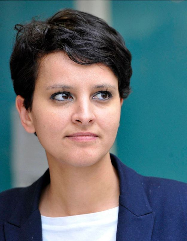 Mariage gay: Vallaud-Belkacem dénonce un «climat d'homophobie»