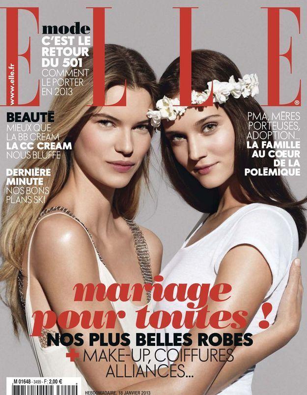 Mariage pour tous : ELLE s'engage
