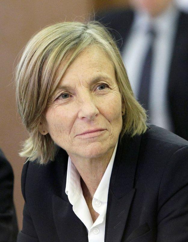 Marielle de Sarnez, candidate à la mairie de Paris