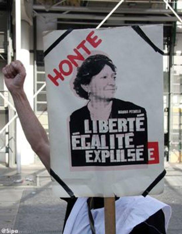 Marina Petrella restera en France