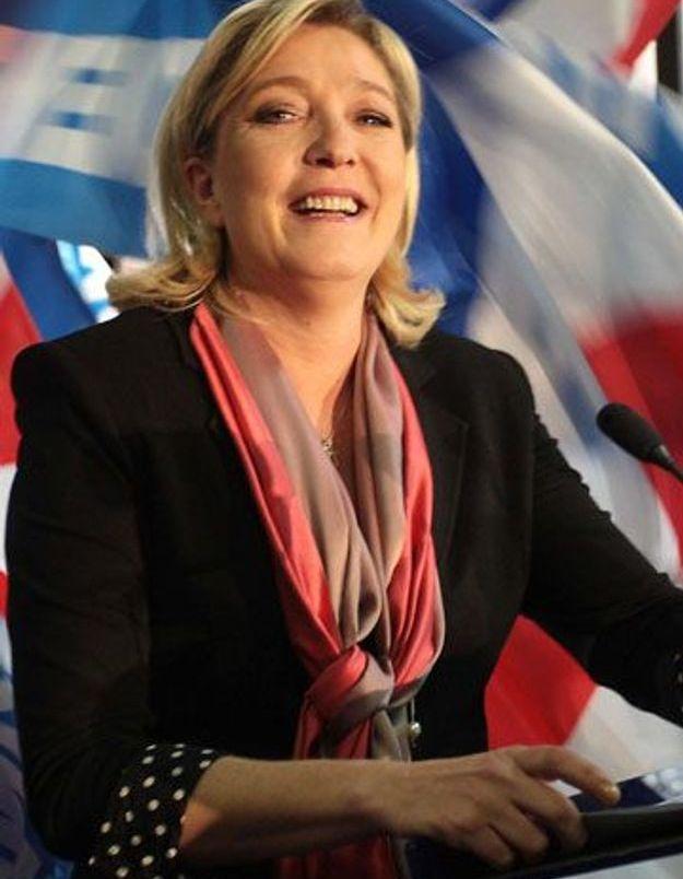 Marine Le Pen : opération séduction auprès des électrices ?
