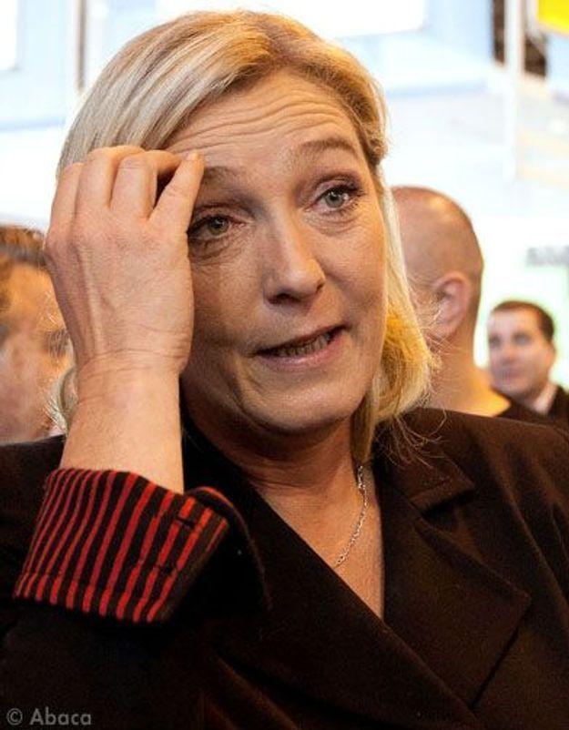 Marine Le Pen peine à rencontrer des responsables américains