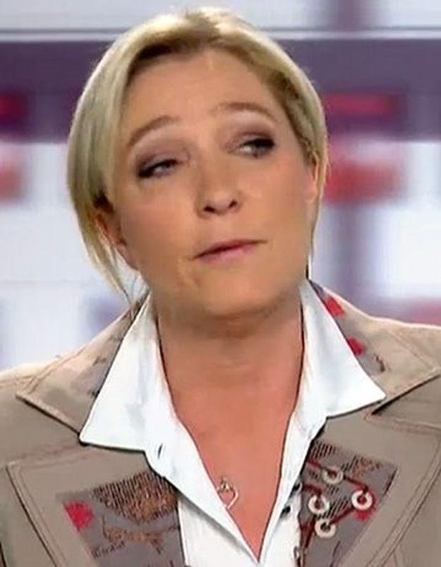 Marine Le Pen : « plus d'avortement de confort »
