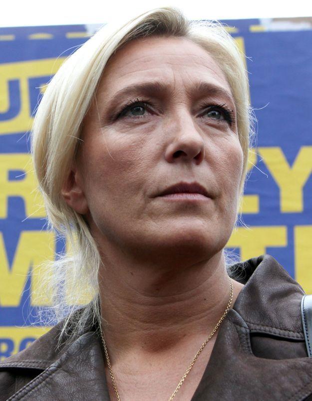 Marine Le Pen porte plainte contre le rappeur Cortex